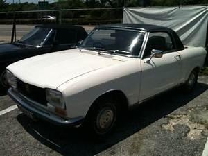 304 Peugeot Cabriolet : 1974 peugeot 304 cabriolet bring a trailer ~ Gottalentnigeria.com Avis de Voitures
