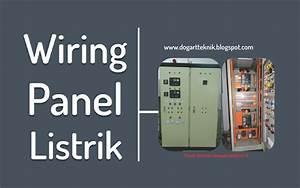 Wiring Panel Listrik Diagram