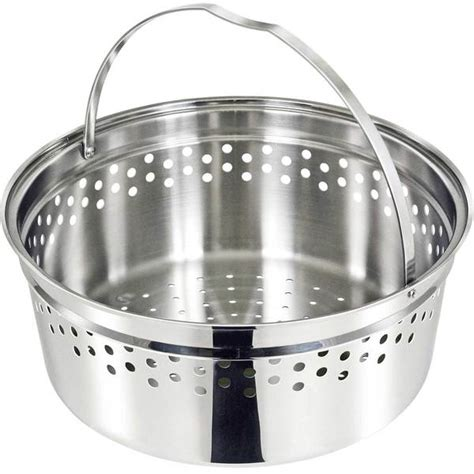 nesting colander stainless steel galley magma 5qt pans cookware boat pots marine westmarine cabin