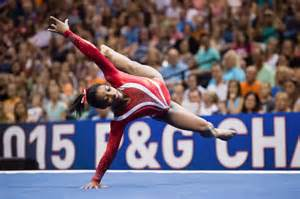 biles makes history with third national chionship title gymnastics news network