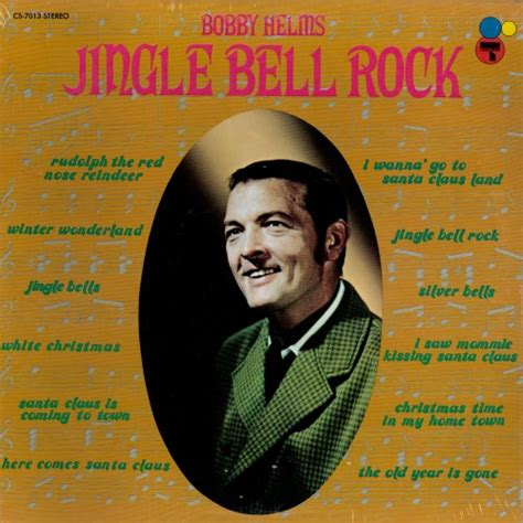 bobby helms white christmas bobby helms jingle bell rock records lps vinyl and cds