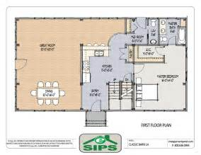 home plans open floor plan open plan house