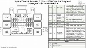 Opel  Vauxhall Frontera B  1998