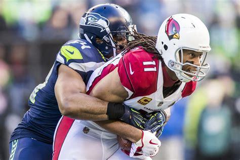 seahawks sneak  cardinals  sew    nfc playoff