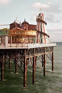 Palace Pier Brighton England