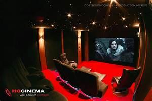 Salle cinema maison decoration salle de cinma maison for Salle de bain design avec décoration cinéma maison