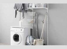 Mobile lavatrice componibile economico fai da te ALGOT