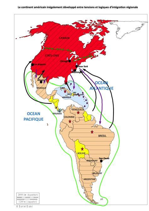 Carte Du Monde Continent Americain by Croquis Le Continent Am 233 Ricain In 233 Galement D 233 Velopp 233