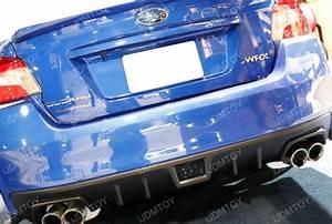 Subaru F1 Style Rear Fog Lights