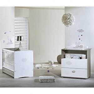 Commode Bebe Fille : chambre b b duo nael lit commode de sauthon meubles sur ~ Teatrodelosmanantiales.com Idées de Décoration