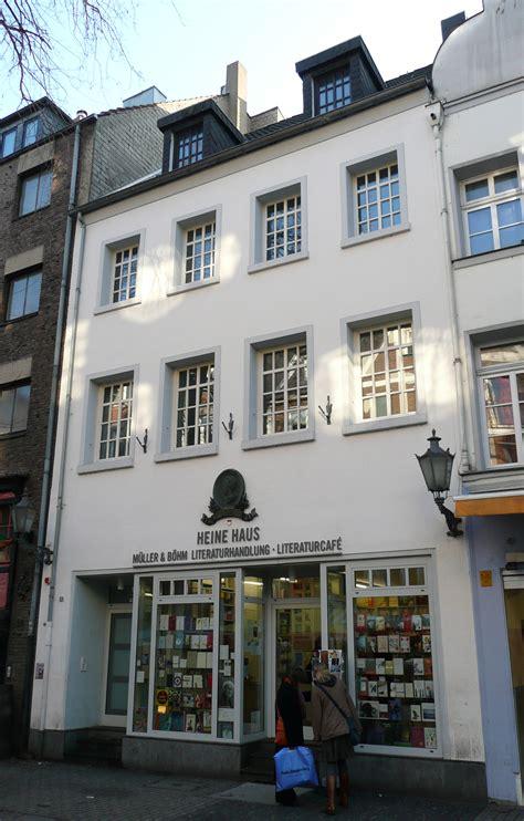 Heine Haus (düsseldorf) Wikipedia