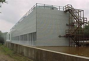 Counterflow Cooling Towers