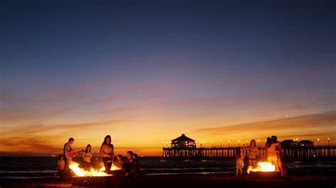 Can We Save Huntington Beach's Fabled Bonfires From