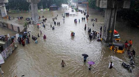 Chennai floods: Food, shelter, rescue — via a website ...