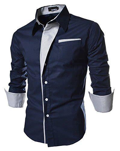 whatlees mens fashion luxury casual slim fit stylish long
