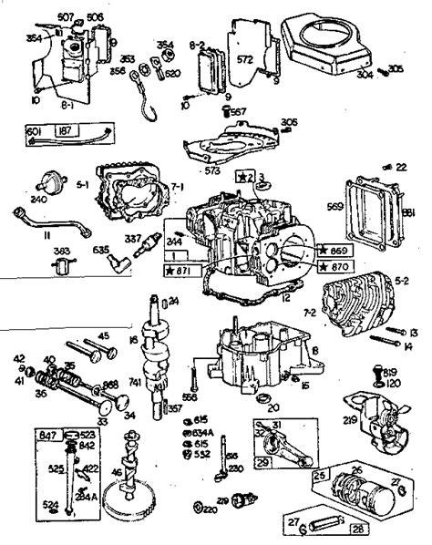 16 Hp Brigg Part Diagram by Briggs Stratton 16 Hp Vanguard Parts Diagram
