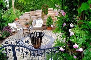 Garten Mediterran Gestalten Bilder : bild 1 aus beitrag zaungucker schauen hinter die z une ~ Whattoseeinmadrid.com Haus und Dekorationen