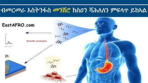 Breath Test For Detecting Cancer