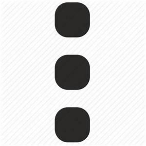 Menu, mobile, smartphone icon | Icon search engine