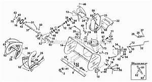 Ariens 10962 Parts List And Diagram