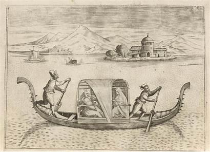 16th Century Flap Scandalous Books History Gondola