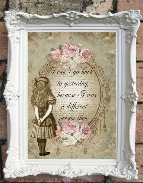 Alice In Wonderland Quotes, Famous Quotes From Alice In