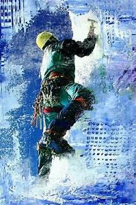 Abstrakte Bilder Acryl : burgstaller original gem lde acryl bilder abstrakte kunst malerei klettern 2 ebay pinterest ~ Whattoseeinmadrid.com Haus und Dekorationen
