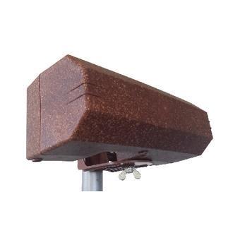 antenne passive exterieur tnt en hd avec 10 dbi captimax