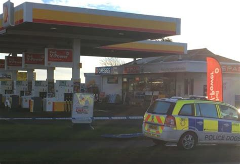 Shell Garage Road by Appears In Court Following Kirkcaldy Petrol Station