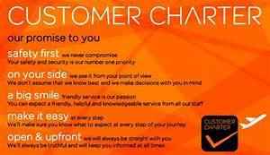 easyjet39s customer charter easyjet With customer care charter template