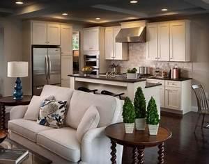 Come arredare il soggiorno living con cucina tutto per lei for Come arredare cucina e soggiorno insieme
