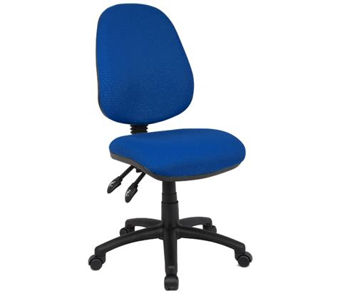 dams vantage 2 lever operator chair blue code v100 00 b