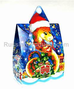 Russian Products – Assorted Holiday Gift Set