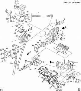 Cat 3126 Fuel System Diagram