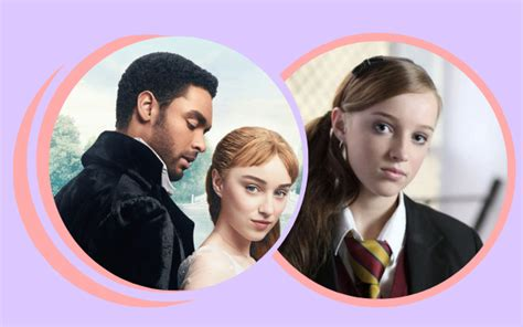 Phoebe Dynevor And Rege-Jean Page Starred In The Same Show ...