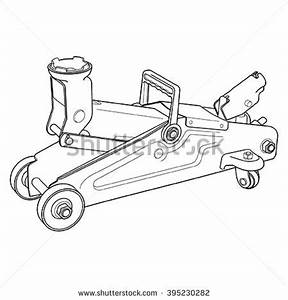 isometric moped illustration infographics web design stock With floor jack