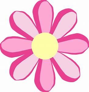Light Pink Flower Clipart   Clipart Panda - Free Clipart ...