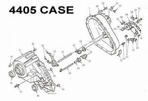 Transfer Case Parts Diagram