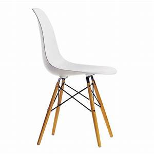 Dsw Stuhl Weiß : dsw stuhl von vitra eames plastic side chair dsw connox ~ Markanthonyermac.com Haus und Dekorationen