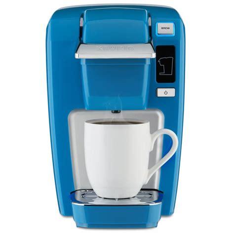 Café valet single serve coffee maker, brews 10 ounces of coffee or hot water, compatible with café valet coffee packs walmart usa on sale for $89.24 original price $180.00 $ 89.24 $180.00 Keurig K-Mini K15 Single-Serve K-Cup Pod Coffee Maker, True Blue - Walmart.com - Walmart.com