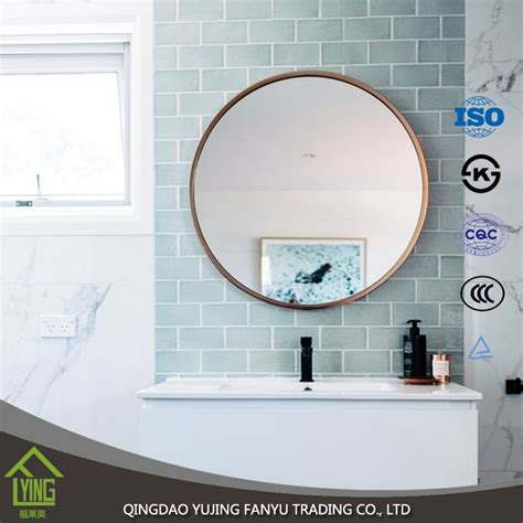 Decorative Bathroom Mirrors by Low Price Design 5mm Decorative Bathroom Side Wall
