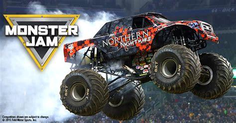 monster truck show edmonton monster jam monster truck madness at scotia speedworld