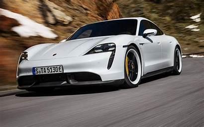 Porsche Taycan Een Elektrische Voorloper Autowereld Het