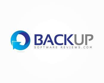 backup software reviews com logo design contest logos by bummbleboy