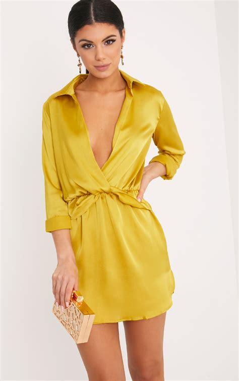 mini floral wrap dress floral l anisha green premium embellished sequin bodycon dress