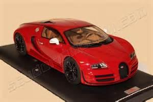 Red Bugatti Veyron Super Sport