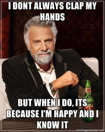 Come I Clap For You Meme - 94 best humor images on pinterest funny stuff funny things and funny weddings