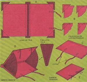 Como hacer una carpeta con cartulina Imagui