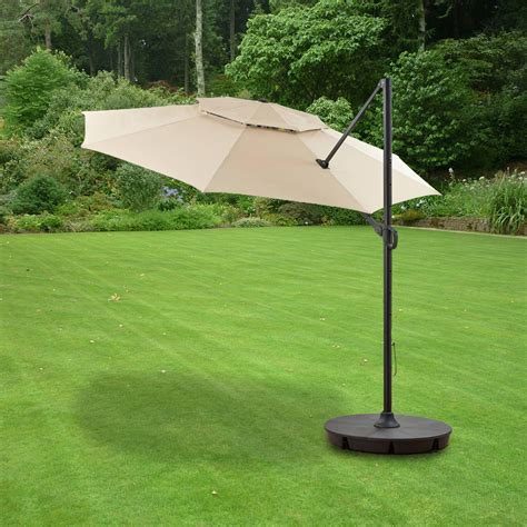 replacement canopy for bhg two tiered umbrella garden winds