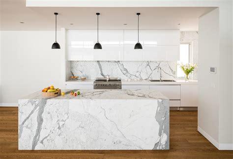 kitchen work islands statuario venato marble kitchen contemporary with modern